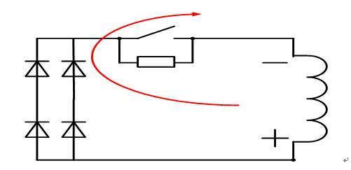 试析永磁同步曳引机制动器电路及选型