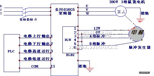 电梯工作原理及结构图