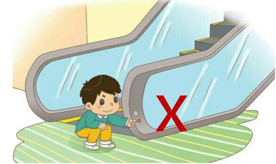 一个是大人,一般来讲,小孩子乘电梯出现意外情况,大人和小孩都有责任.